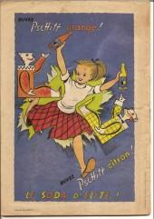 Verso de Lili (L'espiègle Lili puis Lili - S.P.E) -3a57- Lili dans le grand monde