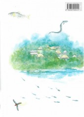 Verso de Underwater - Le Village immergé -1- Tome 1