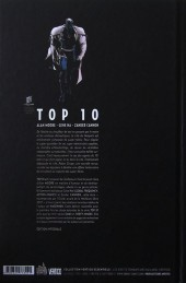 Verso de Top 10 (Urban Comics) -INT- Top 10, L'intégrale