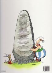 Verso de Astérix (en italien) -8b02- Asterix e i Britanni