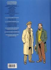 Verso de Blake et Mortimer (Les Aventures de) -16b2012- Les Sarcophages du 6e continent - Tome 1