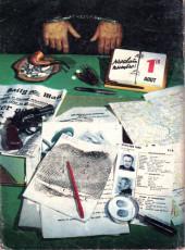 Verso de Scotland Yard (Impéria) -17- Le château des damnés