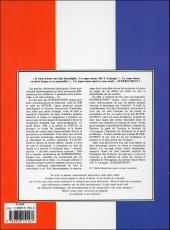 Verso de SuperDupont - Tome 1a1992