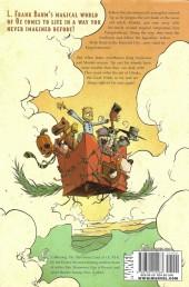 Verso de Marvelous Land of Oz (The) (2010) -INT- The Marvelous Land of Oz