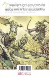 Verso de Bestiarius -3- Tome III