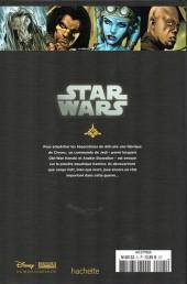 Verso de Star Wars - Légendes - La Collection (Hachette) -526- Clone wars - I. La défense de Kamino