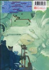 Verso de Space Travelers -3- Tome 3