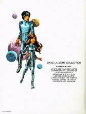 Verso de Valérian -8- Les Héros de l'Equinoxe