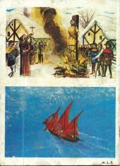 Verso de Les héros de l'aventure (Classiques de l'aventure, Puis) -62- Le fantôme : La plage d'or de Keela-Wee