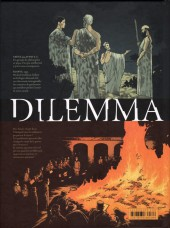 Verso de Dilemma (Clarke) - Dilemma - Version B