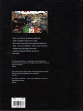 Verso de Les phalanges de l'ordre noir - Tome g2006