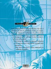 Verso de Le cybertueur -1- Pour l'amour de Joan