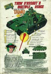 Verso de G.I. Joe (Éditions Héritage) -1- Opération: jugement dernier