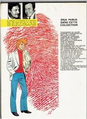 Verso de Ric Hochet -2b1979- Mystère à porquerolles