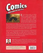 Verso de (DOC) Études et essais divers - Comics - Dans la peau des super héros