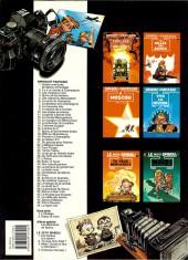 Verso de Spirou et Fantasio -29a1993- Des haricots partout
