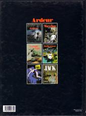 Verso de Ardeur -6- Jack le Vengeur