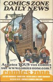 Verso de X-Men Hors Série (Marvel France 3e série) -4- Utopistes