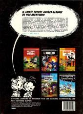 Verso de Spirou et Fantasio -21c83- Du glucose pour Noémie