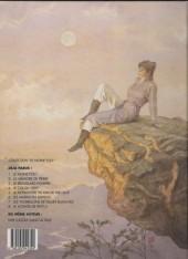 Verso de Le moine fou -2c96- La mémoire de pierre
