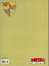 Verso de Chroniques du Chevalier Tarwe - Anno 1259