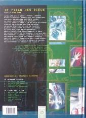 Verso de Le fléau des dieux -2b2006- Dies Irae
