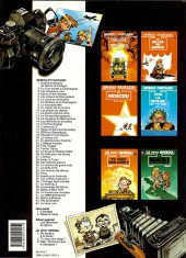 Verso de Spirou et Fantasio -19a1993- Panade à Champignac