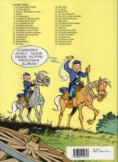 Verso de Les tuniques Bleues -22a1992- Des bleus et des dentelles