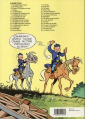 Verso de Les tuniques Bleues -24a1991- Baby Blue
