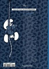 Verso de Les schtroumpfs - La collection (Hachette) -1- Les schtroumpfs noirs