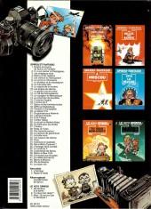 Verso de Spirou et Fantasio -17f93- Spirou et les hommes-bulles