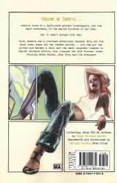 Verso de Alias (2001) -INT4- The Secret Origins of Jessica Jones