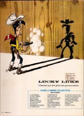 Verso de Lucky Luke -46a84- Le fil qui chante