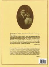 Verso de Théodore Poussin -7a93- La Vallée des roses