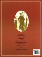 Verso de Théodore Poussin -5a1994- Le Trésor du Rajah Blanc