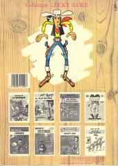 Verso de Lucky Luke -5b84- Lucky Luke contre Pat Poker