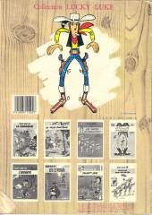 Verso de Lucky Luke -24a1984- La caravane