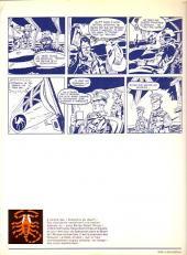 Verso de Les scorpions du Désert -1- Les Scorpions du Désert