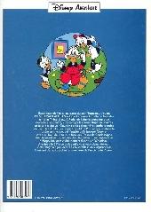 Verso de Walt Disney (Dargaud) - Le Mystère des chandeliers