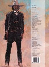 Verso de Blueberry -4e1997- le cavalier perdu