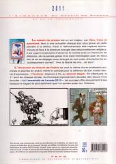 Verso de L'almanach du Dessin de Presse et de la Caricature -2011- L'almanach 2011 du Dessin de Presse et de la Caricature