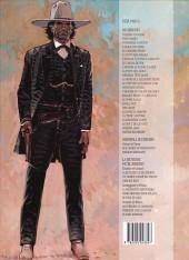 Verso de Blueberry -8d1997- L'homme au poing d'acier