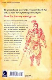Verso de Samurai: Heaven and Earth (2006) -INT02- Volume 2