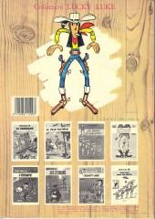 Verso de Lucky Luke -20a83- Billy the Kid