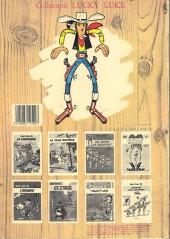 Verso de Lucky Luke -7b84- L'élixir du docteur Doxey