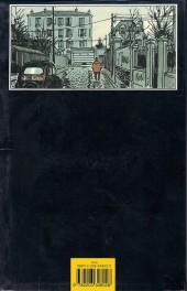 Verso de Nestor Burma -HS02-a2000- Une gueule de bois en plomb