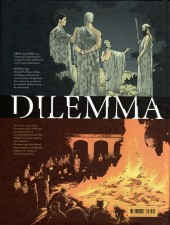 Verso de Dilemma (Clarke) - Dilemma - Version A