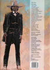 Verso de Blueberry -15c1998- Ballade pour un cercueil