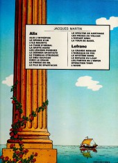 Verso de Alix -5c1981- La Griffe noire