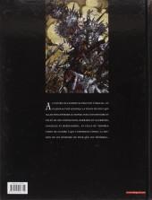Verso de Chroniques de la Lune Noire -1d13- Le signe des Ténèbres